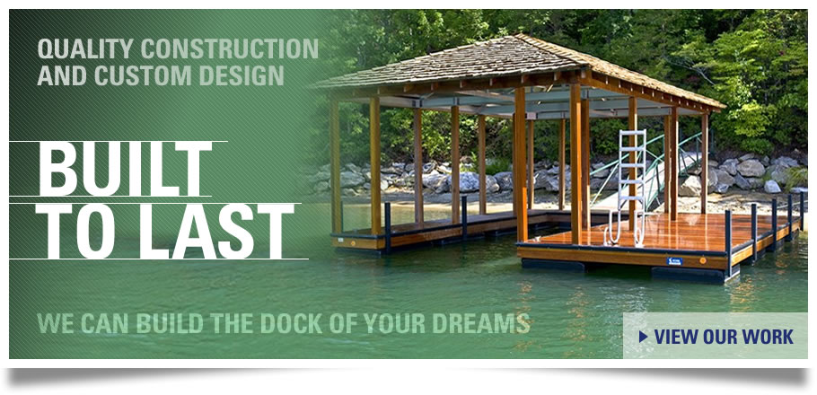 Boat Docks and Boat Lifts for Sale Lake Hartwell